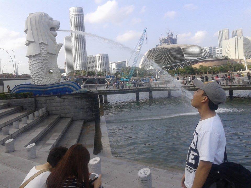 Studi Tour 3 Negara (Singapore, Malaysia, Thailand) | Iman Tux